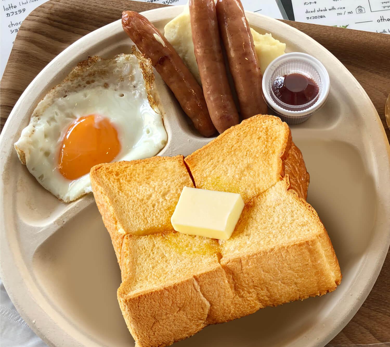 toast breakfast