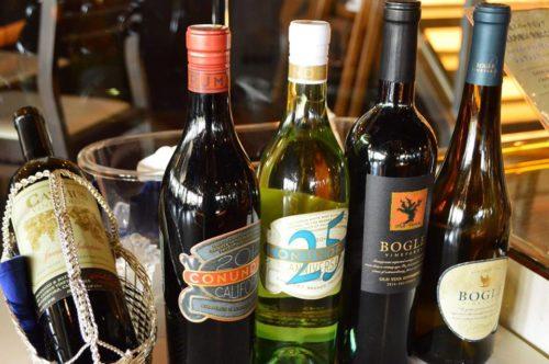 果実味豊かな味わい深いワインたち