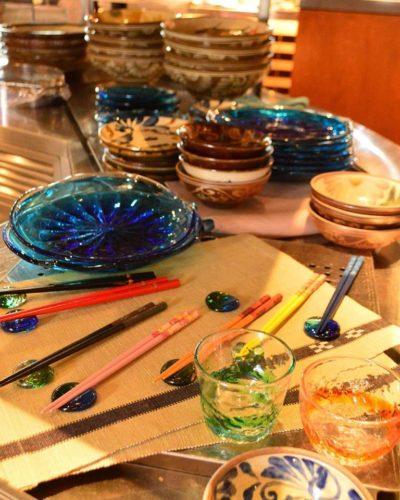 沖縄伝統工芸品との饗宴